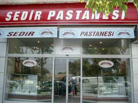 Sedir Pastanesi in Sanliurfa, Turkey